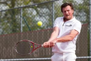 Tennislessen door Frank Clausing @ Baan 1 en Baan 2